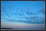 Over Cornouaille's Bay.