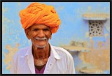 A Humble Man. Roopengarh.