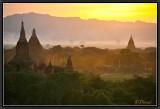 View From Paya Shwesandaw.