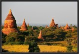 Pagan's Old Stupas.