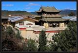 A Tibetan Temple - Zhongdian.