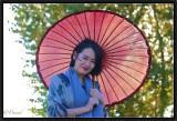 Under the Umbrella. Shaxi.