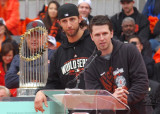 San Francisco Giants World Series Parade and Celebration 10-31-14