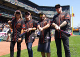 Metallica Day at ATT Park 5-2-15