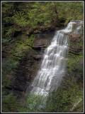 Upper falls, Little Four Mile Run HDR