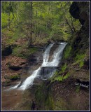 Third Falls , Little Four Mile Run HDR