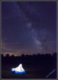Milkyway &  tent