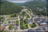 Coudersport, Potter County & Courthouse