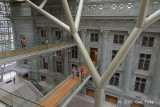 Link walkways to former City Hall from Supreme Court