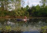 Suwanee on Pond 5-5-11