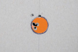 .177 BSA Meteor 5-shot group with RWS Superdome at 25 yards