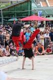 Edmonton Street Performers Festival 2014
