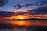 Sunset @ Home