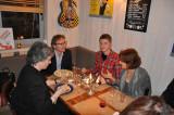 Maureen, Cyril, Vasya & Lynn
