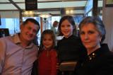 Mikhail, Ryan, Evy & Maureen