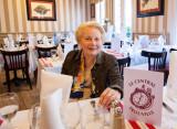 Our Hostess, Agnes Bompard