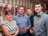 Erika, Mikhail, Vasya & Misha