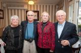 Sally & Gerry White, Lew & Shari Beatty