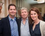 Marc, John & Maggie