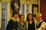 Varinia, Maureen, Maggie & Cyril