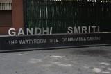 Site of Gandhi assassination