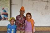 Sikh Temple - pilgrim children