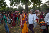 Mock Marriages in the park