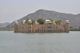 Jai Mahal Lake & floating palace