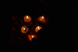 candles for remembrance