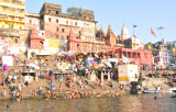 morning at the Ganges