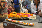 rickshaw again to wake up the Ganges