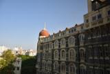 Taj Mahal Palace Hotel - our view