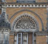 Victoria Station detail