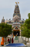 Krishna temple - south India style