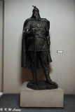 Statue of Skanderbeg DSC_7144