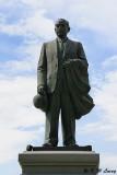 Bronze statue of Sun Yat Sen DSC_6677
