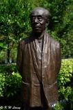 Statue of Jao Tsung-I DSC_5842