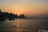 Sunset @ Harbour City DSC_0788