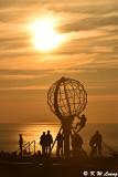 Mid-night sun @ Nordkapp DSC_4301