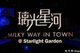 Milky Way in Town