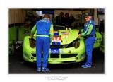 Le Mans 24 Hours 2013 Pitwalk - 10