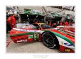 Le Mans 24 Hours 2013 Pitwalk - 15