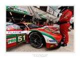 Le Mans 24 Hours 2013 Pitwalk - 65