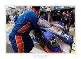 Le Mans 24 Hours 2013 Pitwalk - 92
