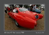 AC Cobra 427 Ghia Supersonic 1969 Le Mans - France