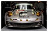 Porsche 911 GT3 RSR, Le Mans 2013