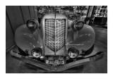 Cars BW HDR 29