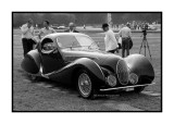 Talbot Lago T 150 C SS Figoni et Falaschi 1939, Chantilly