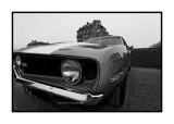 Chevrolet Camaro 350 SS 1969, Vincennes