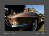 CHEVROLET Corvette 61-62 Ecquevilly - France